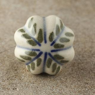 BPCK-149 Green Ceramic knob