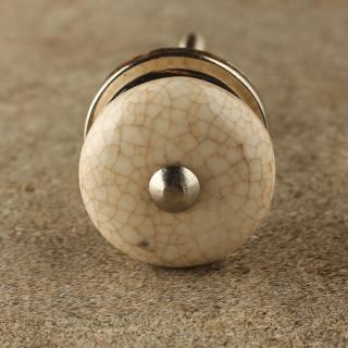 BPCK-184 Round Design  Knob-Silver