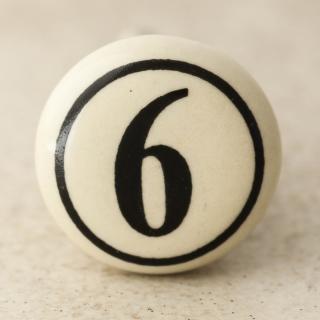 NKPS-013 6 Numbering knob