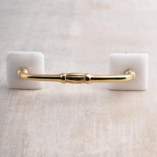 Agate Natural Gemstone Cabinet Furniture Pull