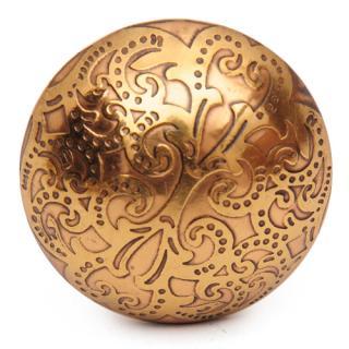 Brass knob-AAH-011
