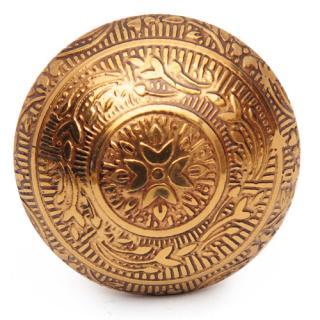 Brass knob-AAH-014
