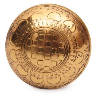 Brass knob-AAH-020-Small