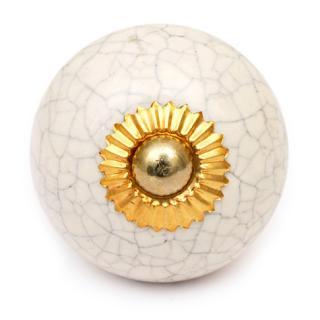 KPS-9016 - Cracked design Ceramic knob