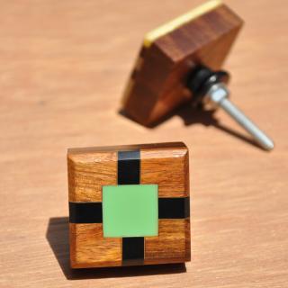 Wooden Knob Design-008
