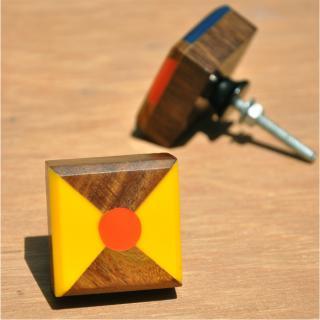 Wooden Knob Design-013