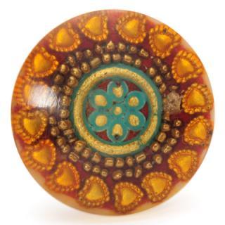 Resin cabinet knob THS-039