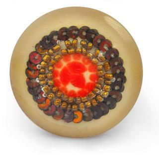 Resin cabinet knob